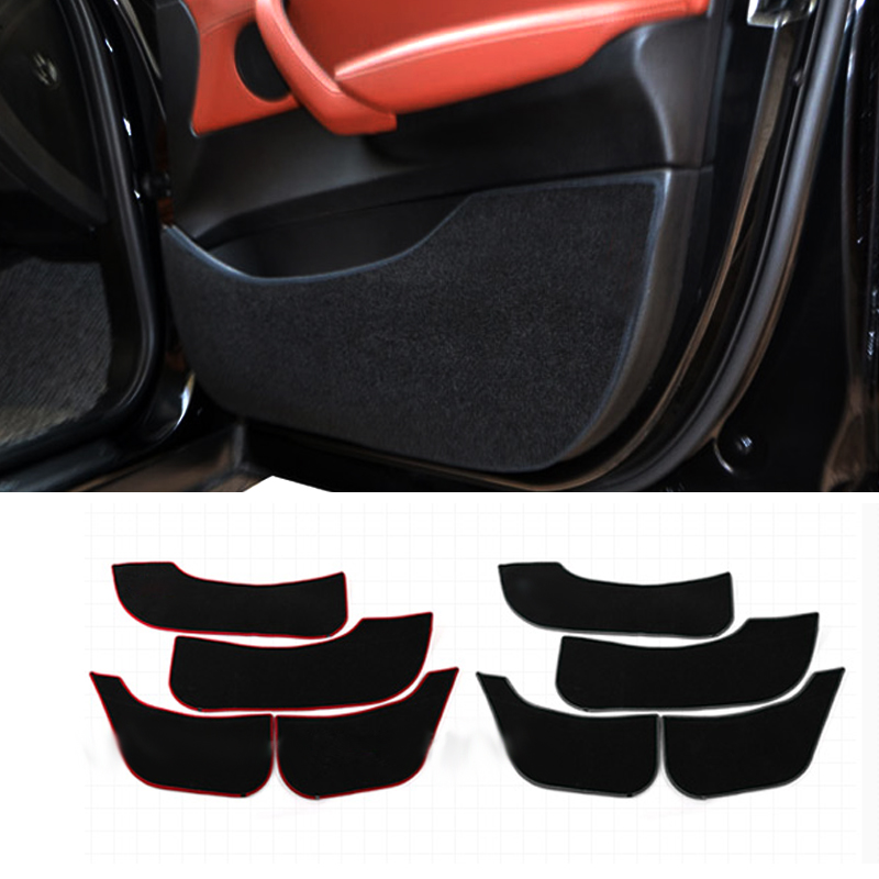 2 Colors Car Styling Protector Side Edge Protection Pad Protected Anti-kick Door Mats Cover For BMW X3 2014 2015 2016<br><br>Aliexpress