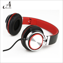 Sound Intone Ms200 Stereo Headsets Strong Bass Headphones for Smartphones Mp3/4 Laptop Computers Tablet Folding Earphones