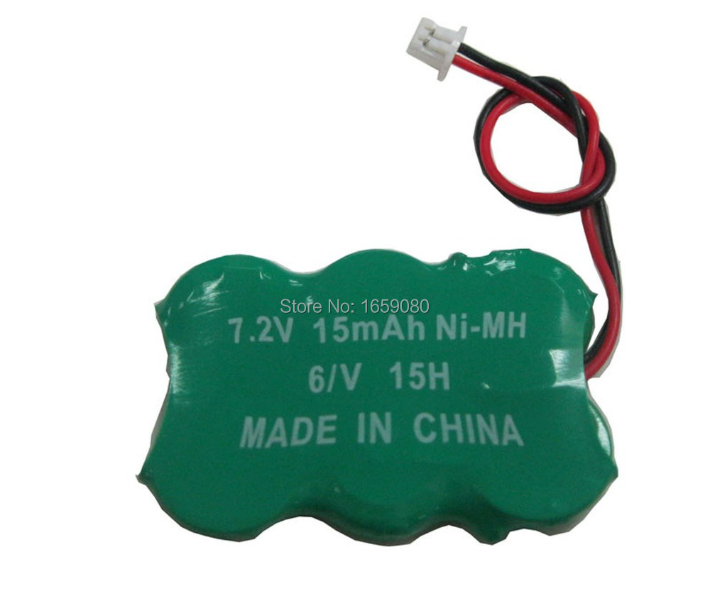 1PC 7.2V 15mAh CMOS RTC Battery 6/V15H For Laptop Dell Latitude 4150 PP01L LS LSt C510 C610 C640(China (Mainland))