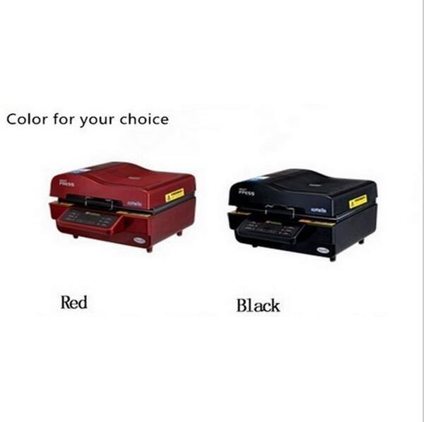 Купить Бесплатная доставка тепла трансфер машины для кружка 3D Кружка Сублимации Машины 110 В/220 В Кружка Пресс Машина DX-048 кружка печатная машина