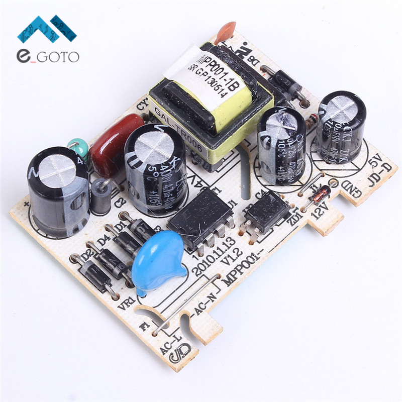 MPP001-1B Switching Power Supply Board Microwave Oven Switch Module 85V-300V 5V 12V For Galanz Microwave Oven Computer Mainboard(China (Mainland))