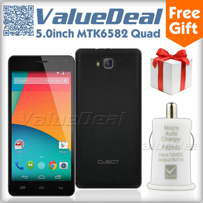 Original Cubot S200 MTK6582 Quad Qore Cell Phone Android 4.2 5.0inch IPS QHD Screen 1GB RAM 8GB ROM 8MP Camera GPS Smartphone(China (Mainland))