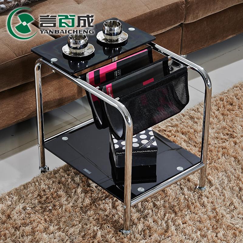 Introduction Baicheng Small Glass Coffee Table Stylish