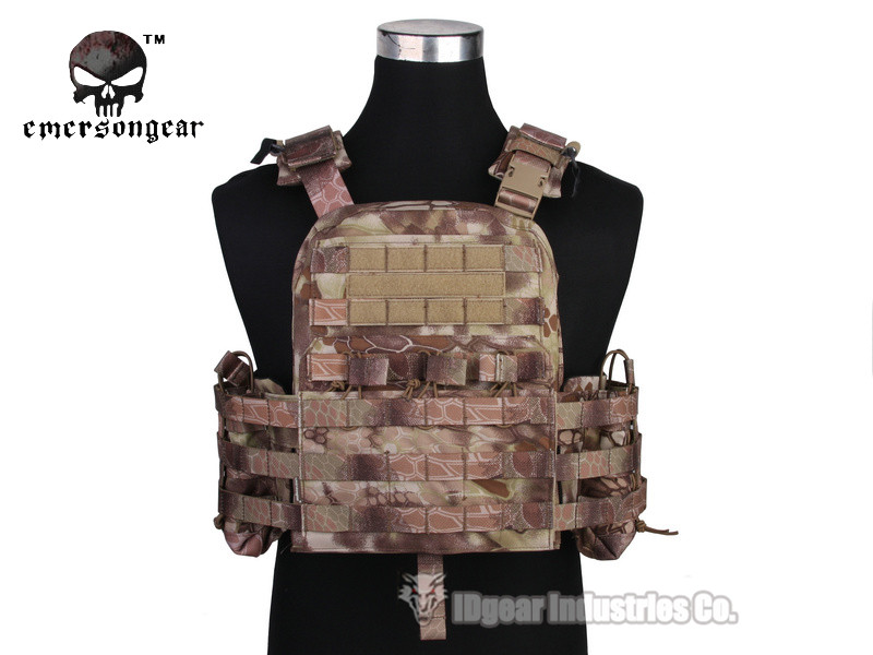 Hunting Tactical Vest Airsoft Combat MERSON CP Style Cherry Plate Carrier Tactical VEST NCPC EM7435C Highlander<br><br>Aliexpress