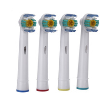 New 4pcs set Oral Hygiene EB 18A Rotary B Electric Toothbrush Heads Replacement for Braun Oral