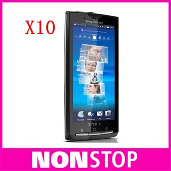 """X10i Unlocked Original Sony Ericsson Xperia X10 Cell phone 4.0"""" Touch screen Android 3G GPS WIFI Camera 8MP"""