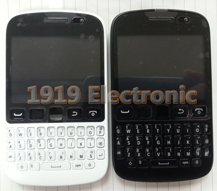 Original Full Housing Front Frame+Middle+keypad+Battery Door Back Cover Case For BB Blackberry bold 9720+Tracking(China (Mainland))