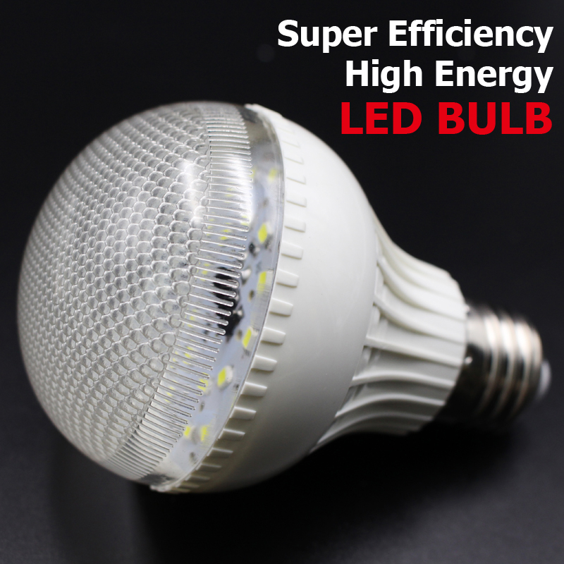 Lotus Stripes LED Lamp Bullb E27/B22/E14  3W-18W With Glass  Lampshade  Light   For Livingroom Bedroom Lamparas<br><br>Aliexpress