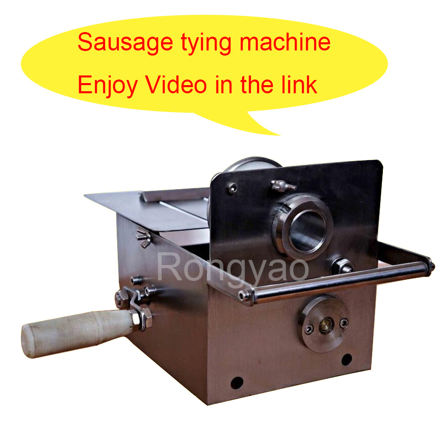 manual sausage tying machine