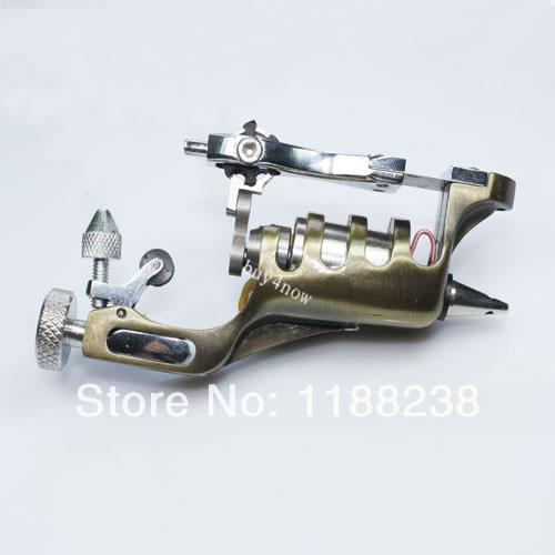 Special Supply  Silver Primus Sunskin Rotary Tattoo Machine with Taiwan Motor Precise tattoo gun<br><br>Aliexpress