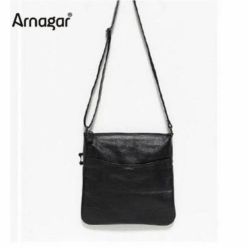 Mens messenger bags Pu leather casual bags college style school shoulder bag man Crossbody black brown bag<br><br>Aliexpress