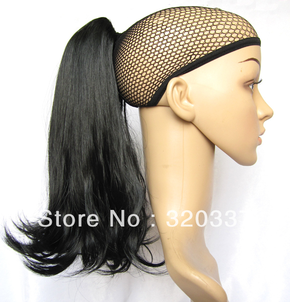 Ponytail Extension On Short Hair 65