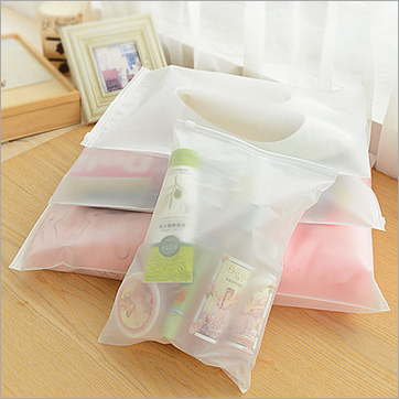 30Pcs Household Storage Bags 5 Different Sizes Waterproof Travel Underwear Lightweight Organizer Container Translucent Bag(China (Mainland))