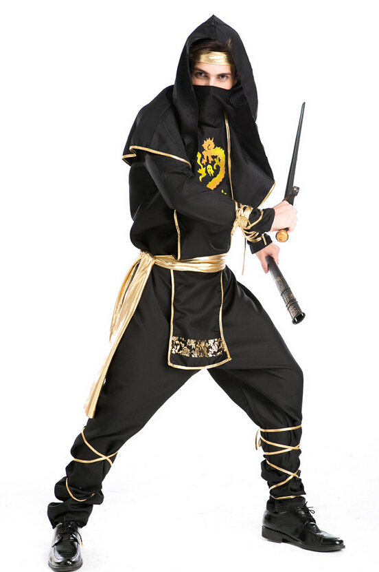 Popular Ninja Costumes-Buy Cheap Ninja Costumes lots from China Ninja Costumes suppliers on ...