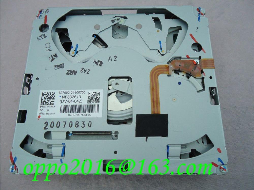 Brand new DV-04-094A DVD player mechanism for BM&W HarmaBacker Chrysler Do&dge RAM RHR NTG4 RER REC AudiMMI 3G car navigation(China (Mainland))