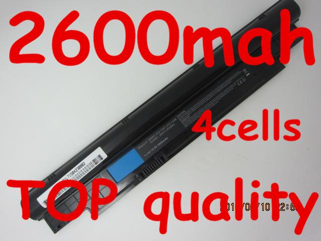 14.4V battery for Dell Inspiron N311z N411z Vostro V131 V131D V131R 268X5 312-1257 312-1258 H2XW1 H7XW1 JD41Y N2DN5(China (Mainland))