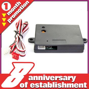 Free shipping Car Microwave sensor For Car Alarm System Dual Color LED Alert Sensitivity adjustable