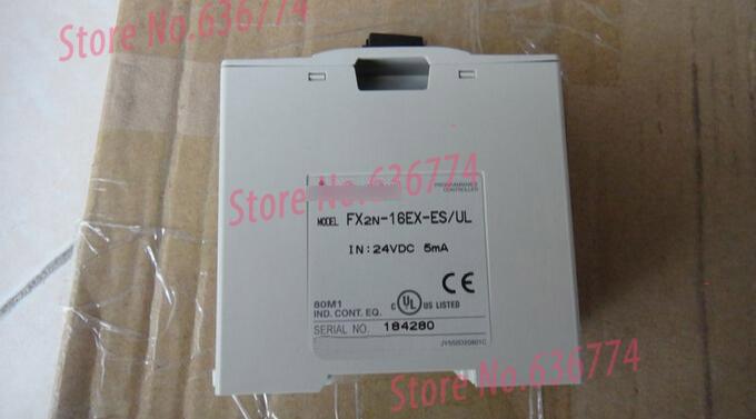 Фотография FX0N-16EX-ES/UL programmable controller