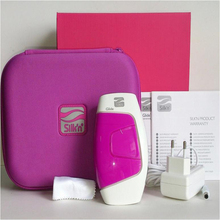 New House Hold Depilatory Laser Mini Hair Epilator Permanent Hair Removal HPL System with 150000 Light Pulses(China (Mainland))