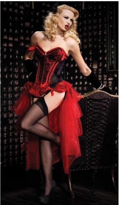 Christina Aguilera Burlesque Costumes