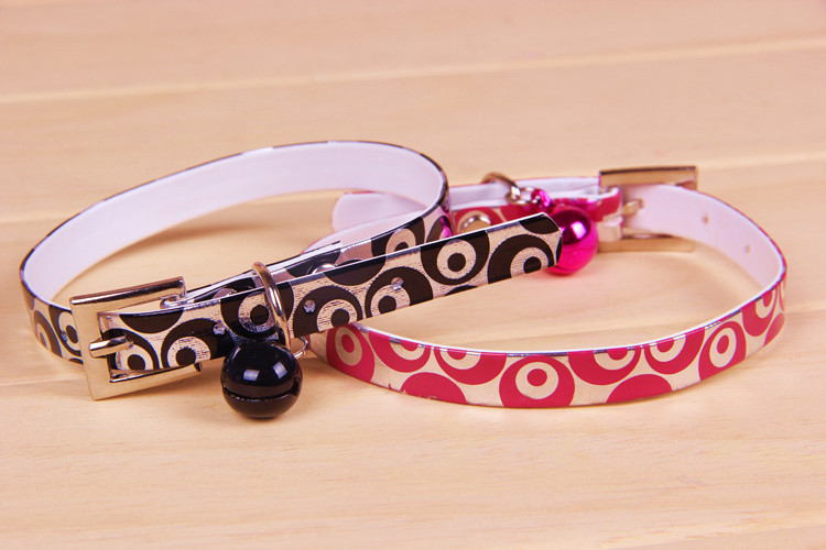 Excellent! pet Necklace The Small Dog Cat Pet Collar With A Special Bell Dog Collar Pet Accessories(China (Mainland))