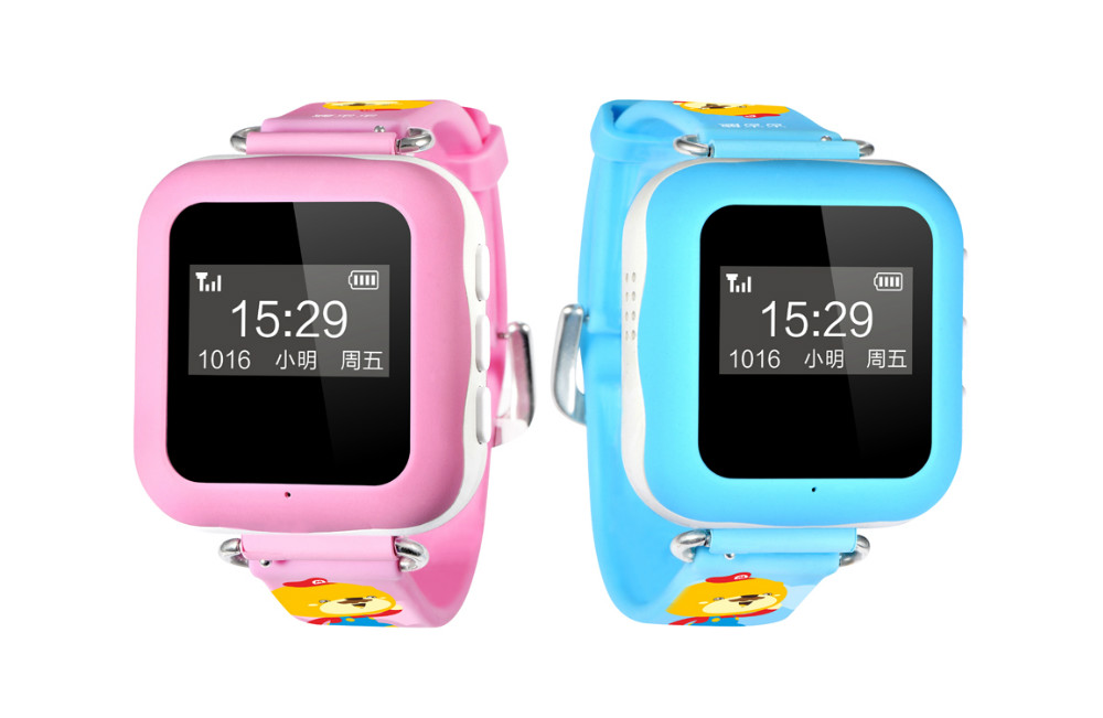 The Latstest GPS kids Watch DDX01 Supports SOS GSM SIM Card Phone Call GPS Tracking by SMS and Online(China (Mainland))