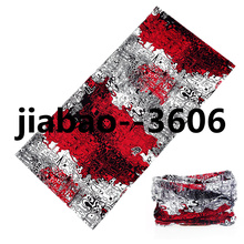Large Number of Style Colorful Seamless Bandana Sport Care Headwear Sport Mask Dust Protecting Bike Bandana Ciclismo unisex