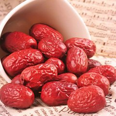 Free Shipping Xinjiang hotan jujube 500 g red jujube the best dried fruit sweet and delicious