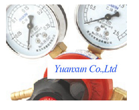 YE03II reducer copper double header 4mpa 0.25mpa meter Specials<br><br>Aliexpress