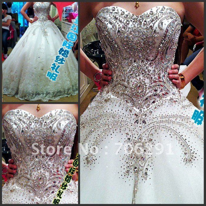 bridal wedding dress bridal gown oem wholesale 2013 xnew