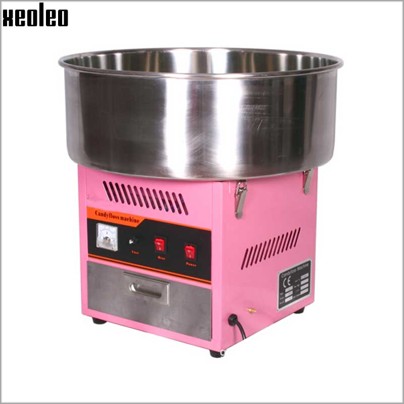Xeoleo Electric cotton candy machine candy floss machine Electric Floss Maker 950W<br><br>Aliexpress