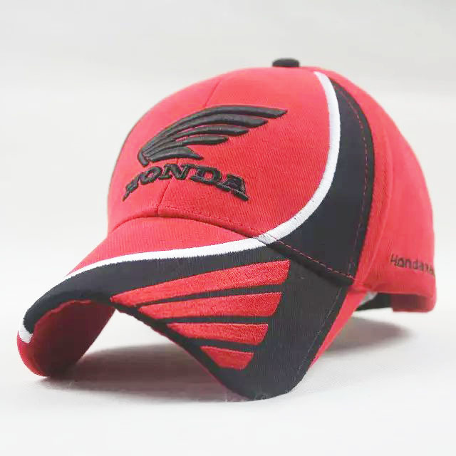 2015 New F1 team Moto GP baseball cap embroideried Honda red polo hat motorcycle racing cap sport outdoor gorras cappello men(China (Mainland))