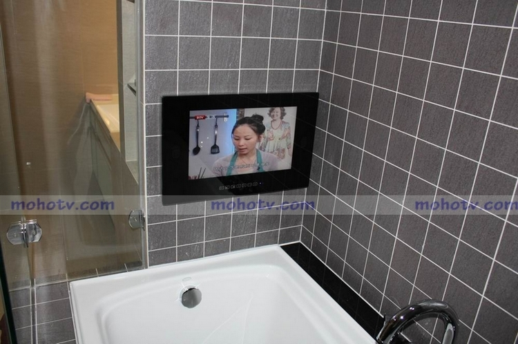 22inch Waterpoof Bathroom Mirror Smart Tv Android 4 4 Os