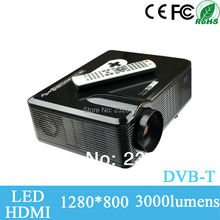 Free shipping! full function home hdmi&usb projector for pc/laptop/dvd/game cube/play station/xbox/will, 3D supported