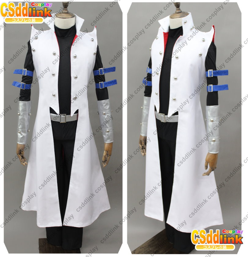 Yu-Gi-Oh!GX Seto Kaiba Cosplay Costume whiteОдежда и ак�е��уары<br><br><br>Aliexpress
