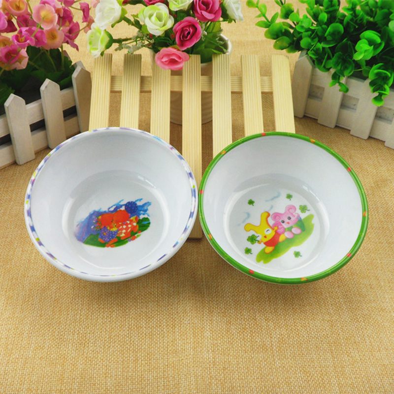 1Piece High Quality Cartoon Baby Feeding Bowl Toddler Bowl Dishes FREE SHJIPPING<br><br>Aliexpress