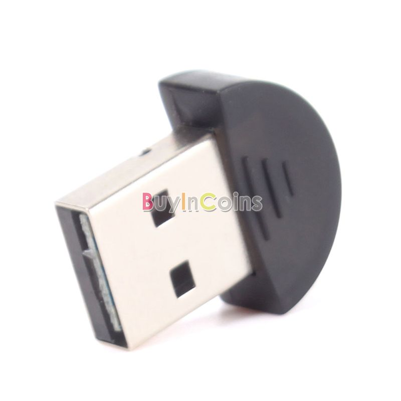 High Quality USB 2.0 Bluetooth Dongle Adapter 100m PC Laptop US AS #177(China (Mainland))