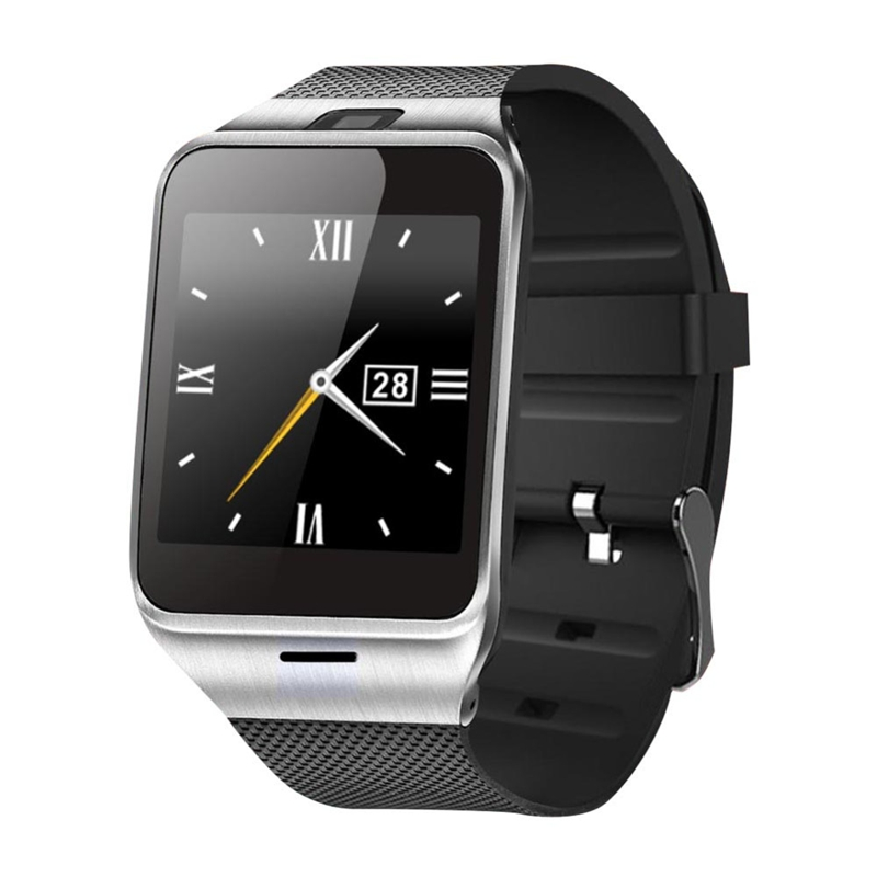 Manufacturers straight for GV18 Aplus smart watches to support the Bluetooth call sleep monitoring anti lost look(China (Mainland))