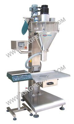 XFF-B Semi-automatic Dosing Filling and Packing Machine/powder filling and weighing machine