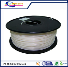 Black White Transparent 3d printer filament PA Nylon 1 75mm 3mm plastic Rubber Consumables Material MakerBot