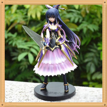 17CM Date a Live Tohka Yatogami PVC Action Figure Toy Home Decoration ornament boy birthday gift