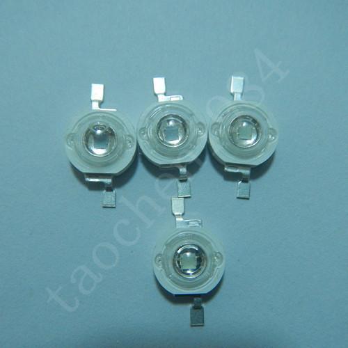 Wholesale 1000 pcs Superbright Led Chip Lamp Beads 1 W Green Red Blue White Warm White Yellow & RGB seleatale, 350mA(China (Mainland))