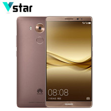 2016 Huawei Mate 8 Android 6.0 Mobile Phone Octa Core 6 inch 3GB/4GB RAM 32/64/128GB ROM(China (Mainland))