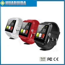 Free shipping Bluetooth Smart Watch U8 Wrist Watch U smartWatch for Android IOS Phone Smartwatch PK DZ09 GT08