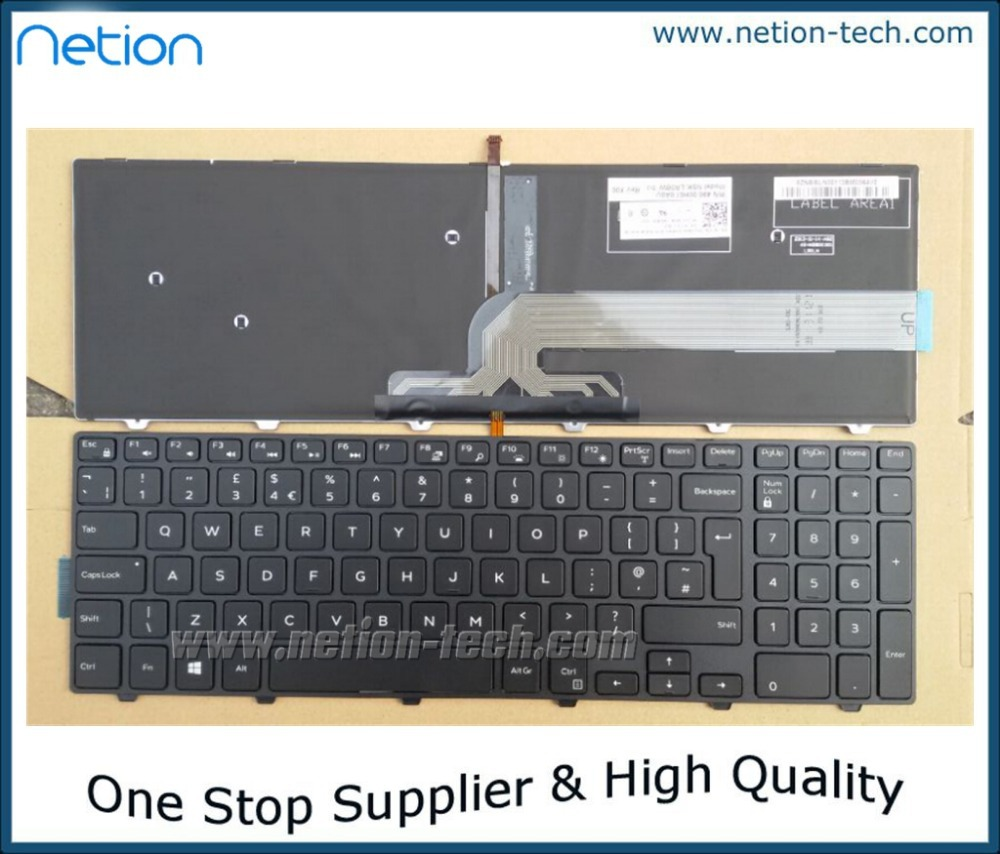 Dell Inspiron Backlit Keyboard Keyboard For Dell Inspiron