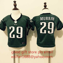 100% stitched baby Philadelphia Eagles toddler 7 Sam Bradford 11 Tim Tebow 29 DeMarco Murray 43 Darren Sproles camouflage(China (Mainland))