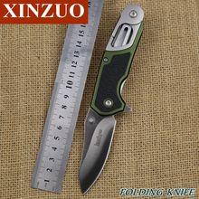 Caliente Kershaw 8200 multifunción cuchillo plegable del EDC del cuchillo de bolsillo con 8Cr13MoV verde aleación de aluminio manejar envío gratis