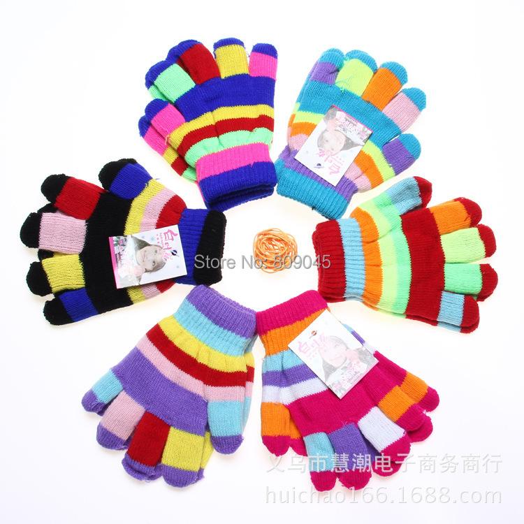 Мужские перчатки Children gloves ,  /mitten2pair = 4 GW56 gloves Children
