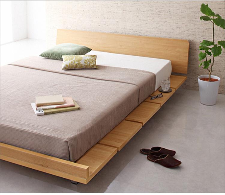 ikea environmental simple tatami bed plate bed 1 5 m 1 8 m