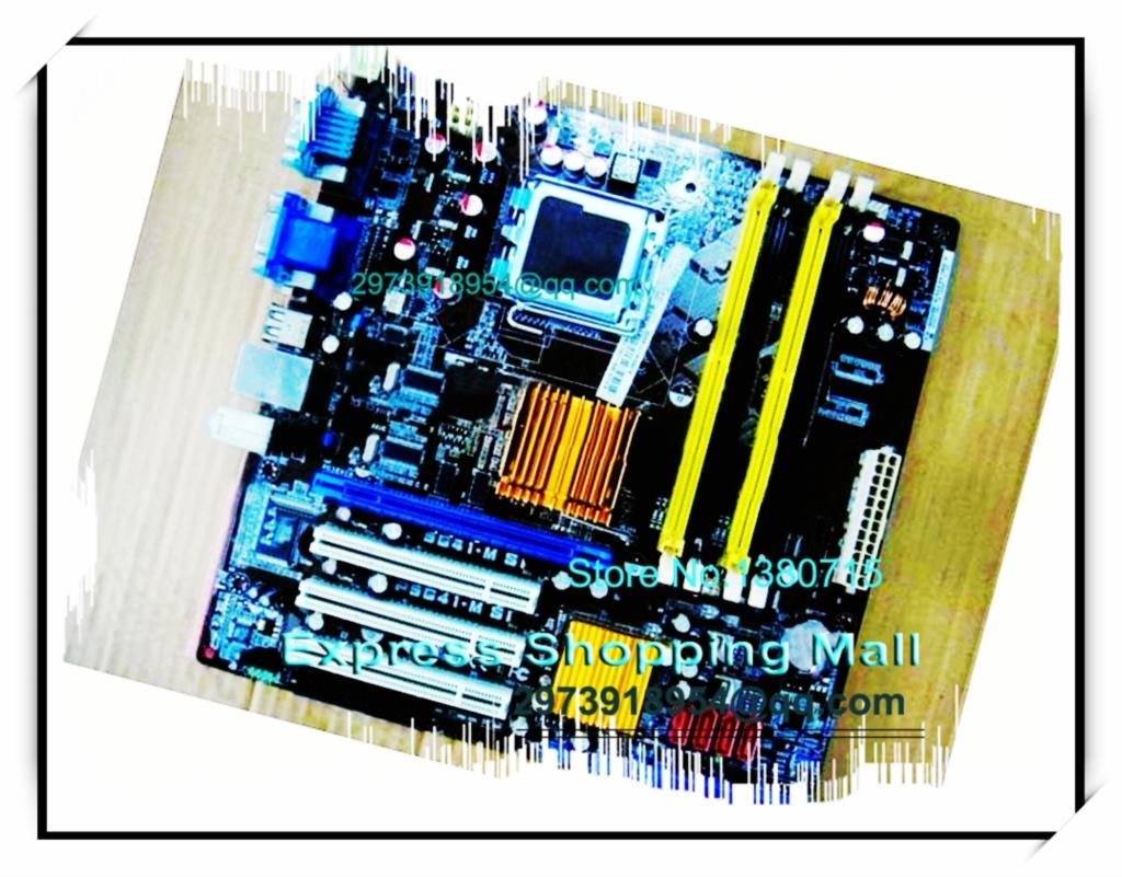P5G41 M SI Motherboard tested working
